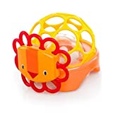 Bright Starts O Ball Rollie Rattles Toy