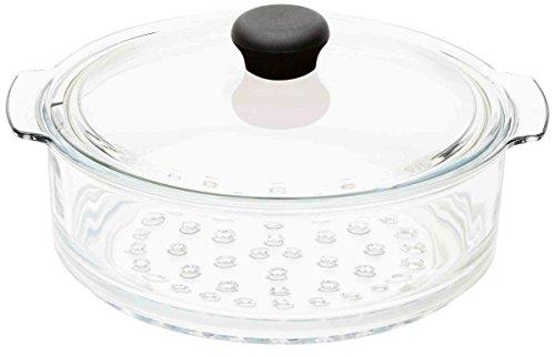 Cristel cwtecvv20Cuit-vapeur vidrio Cocinelle 20cm), transparente