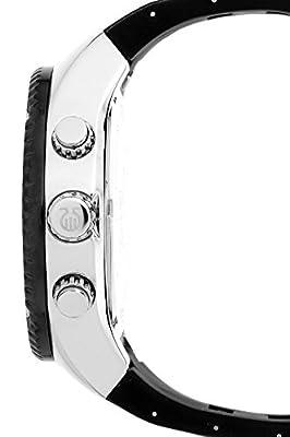 Hombre-Reloj analógico de Cuarzo Orphelia Silicona