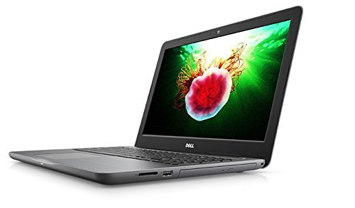 Dell Inspiron 5567 15.6-inch Laptop (6th Gen Core i3-6006U /4GB/1TB/Window 10), Matte grey