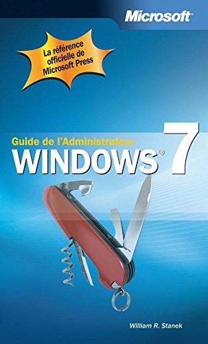 Guide de l'administrateur Windows 7