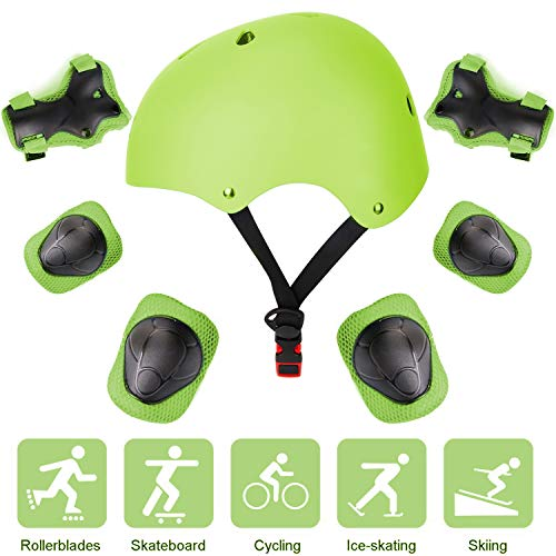 Kids Protective Gear Set, Knee P...