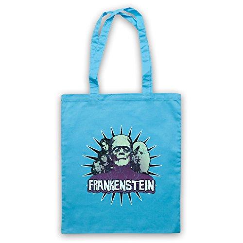 Inspiriert durch Edgar Winter Group Frankenstein Inoffiziell Umhangetaschen Hellblau