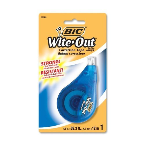 wite-outr-brand-correction-tape-1-line-white-1-6-x-400-dispenser-bicwotapp11-by-ld-products