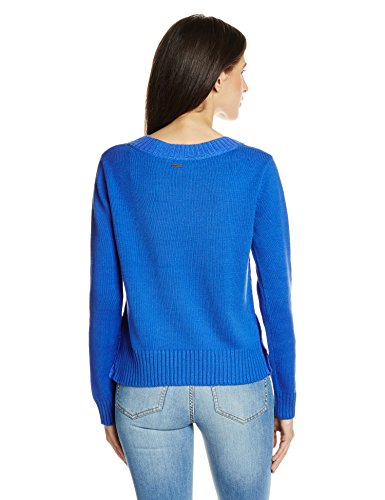 Roxy Don 't Back Down Pullover Damen Dazzling Blue