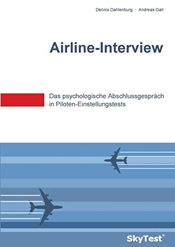 SkyTest® Airline-Interview: Das psychologische Abschlussgespräch in Piloten-Einstellungstests