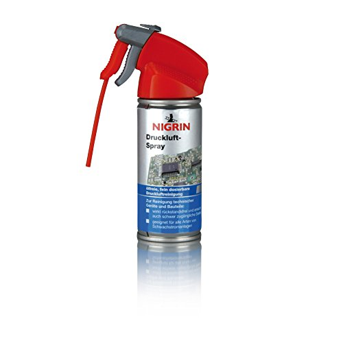 Nigrin 72267 Air Comprimé Spray, 100 ML