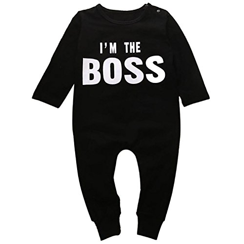 Laitb Baby Kids Bodys Romper Overall Jumpsuit Playsuit Strampler Unisex Bekleidungset Outfit