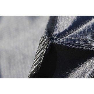 Wetterschutz Heizstrahler Schutzfolie Abdeckung UV-Schutz 102,5 x 62 x 102,5 cm - 7