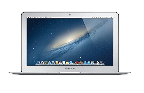 Apple MacBook Air MD711LL/B – 11.6-Inch Laptop (4GB RAM, 128 GB HDD, OS X Mavericks) (Certified Refurbished)