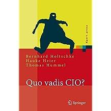Quo vadis CIO? (Xpert.press)
