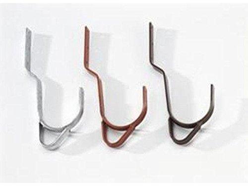 Dachhaken Stahl rot für Pfannen- und Falzziegel Test