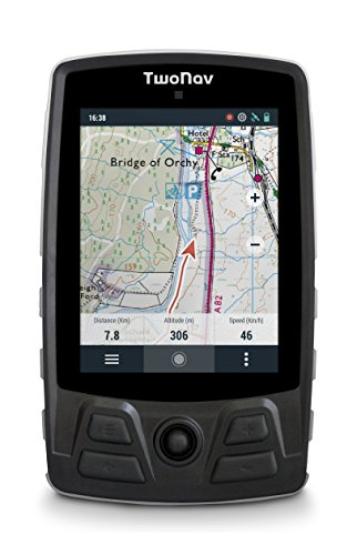 TwoNav Aventura Motor Blanco - GPS Full Connect Mundo