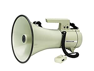 Stageline mégaphone monacor tm-35 460 mm-mégaphone