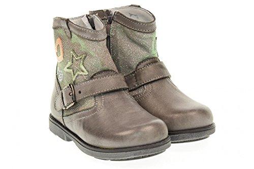 BLACK GARDENS junior Stiefel A521270F / 104 Antracite