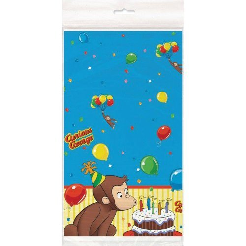 ic Table Cover - Birthday and Theme Party Supplies - by SmileMakers ()