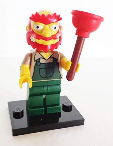 Lego - Simpsons Serie 2 Suchen Sie Ihre Figur Aus 71009 - Groundskeeper Willie