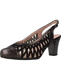 PITILLOS Zapatos de Tacón, Color Negro, Marca, Modelo Zapatos De Tacón 5059V18 Negro