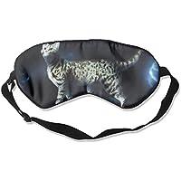 Sleep Eye Mask Cats Animals Lightweight Soft Blindfold Adjustable Head Strap Eyeshade Travel Eyepatch E17 preisvergleich bei billige-tabletten.eu