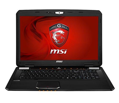 """MSI 9S7-176K12-287 - Portátil de 17.3"""" (AMD A10-5750M, 8 GB de RAM, 1 TB de disco duro, R9-M290X, DOS)"""
