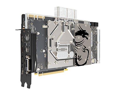 MSI GTX 1070 SEA HAWK EK GeForce X 8192 MB GDDR5 Graphics Card - Black