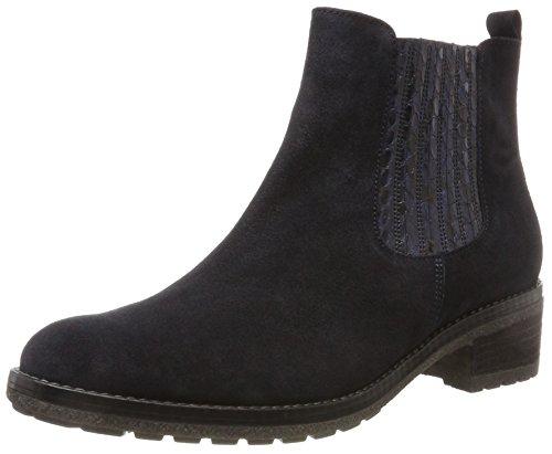 Gabor Shoes Damen Fashion Stiefel, Blau (16 Pazifik/River), 42 EU