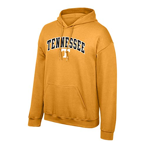 eLITe Fan Shop NCAA Hoodie Sweatshirt Team Farbe Arch, Herren, NCAA Hoodie Sweatshirt Team Color Arch, Tenn Orange, Medium - Elite-basketball-tasche