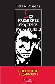 Les premières enquêtes d'Adamsberg - Pack 4 titres par Fred Vargas