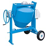 Hormigonera eléctrica 300 litros profesional POLIERI TECH ORION