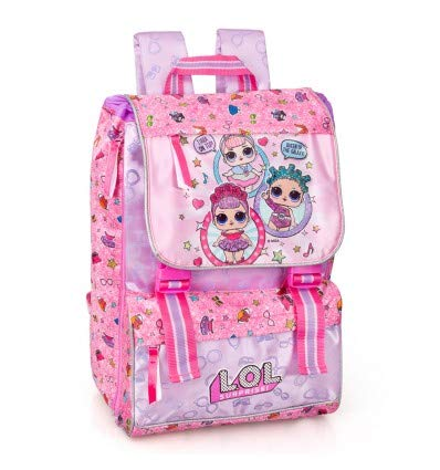 L.O.L. Surprise Estensibile Multi Zaino 40x28x13cm