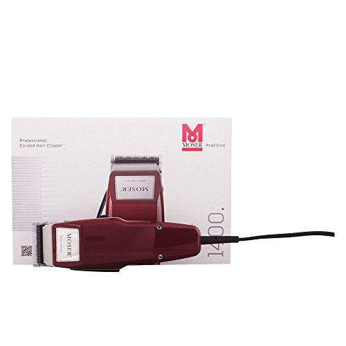 Moser 1400-0278 Tagliacapelli Professionale a Rete con Accessori