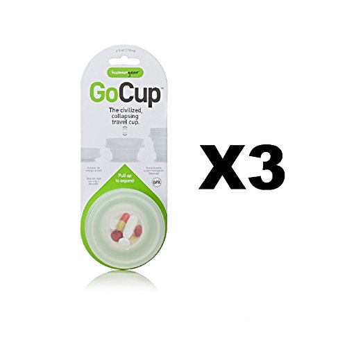humangear-gocup-travel-cup-small-clear-4oz-collapsible-silicone-tumbler-3-pack