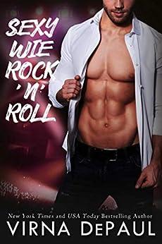 Sexy wie Rock'n'Roll (Rock'n'Roll Candy 1) (German Edition) by [DePaul, Virna]