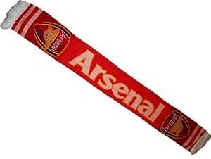 Echarpe officielle supporter ARSENAL Football Club - Gunners de Londres - Premier League Angleterre