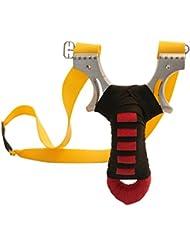Toparchery Steinschleuder: Slingshot Schleuder Zwille Katapult Sportschleuder Jagd Schleuder-Profi Spielzeug Erwachsene