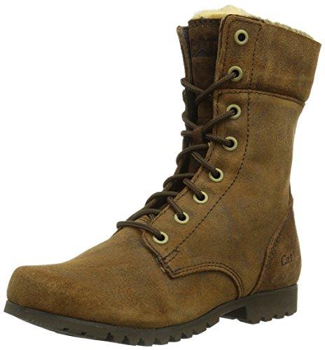 Caterpillar ALEXI Damen Chukka Boots Gelb (WOMENS DARK SNUFF)