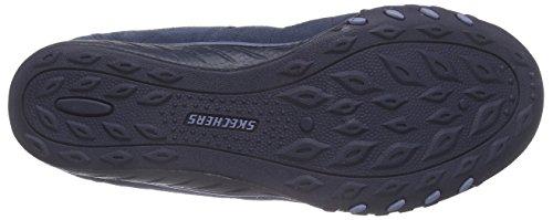 Skechers Damen Breathe-EasyImagine Sneakers Blau (Nvy) 54RRj