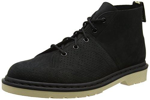 Dr. Martens Herren Church Chukka Boots Schwarz (Black Perfed Kaya/kaya)