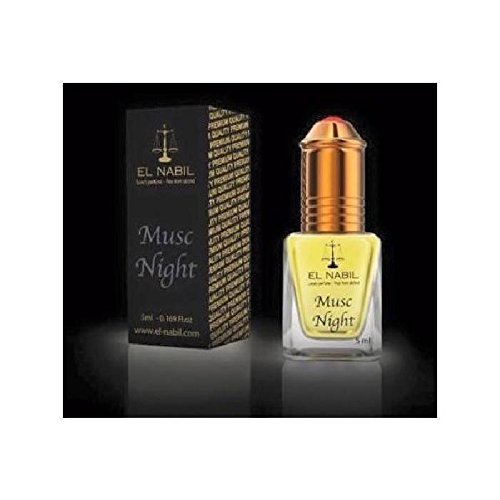 EL NABIL - MUSC NIGHT 5ml - LOT DE 6