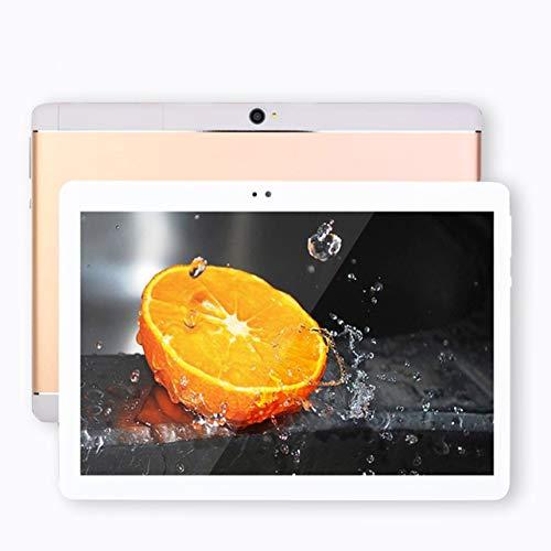 tablet android 12 pollici WOSOSYEYO 10 Pollici Tablet di Samsung 11.6 Cellulare Otto Core Machine Learning 4G Doppia Scheda 12 Pollici può Chiama Personalizzato (Oro)