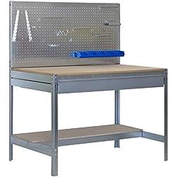 Simonrack 778100945156012 Kit bt-2 box 1500 galva/bois