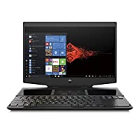 HP 15-dg0004ne 15.6 inches LED Laptop (Black) - Intel i7-9750H 4.5 GHz, 32 GB RAM, 1024 GB SSD, Nvidia GeForce RTX 2080, Windows 10