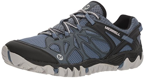 huge selection of 579b1 52884 Merrell Men s All Out All Out Blaze Aero Sport Water Shoes Blue Slate, 9 (