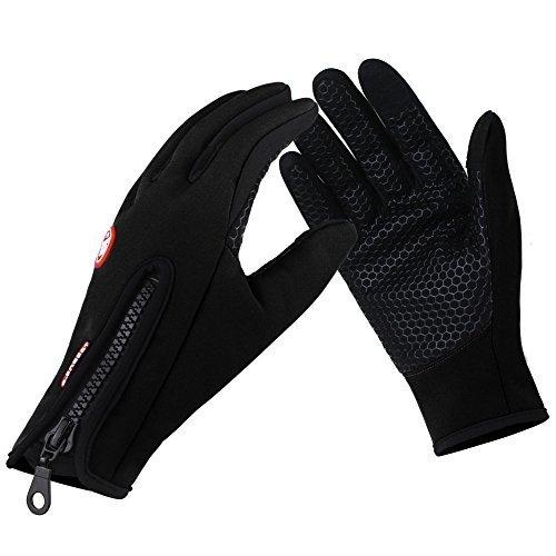 Winterfahrrad Touchscreen Sport Rutschfest Handschuhe Outdoor Warm Herren und Damen für SmartPhone