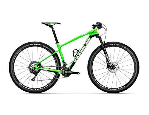 "Conor WRC XTREM XT 2X11 29\"" Bicicleta Ciclismo Unisex Adulto, Verde, XML"