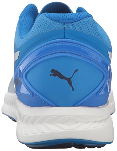 Puma Ignite V2 Running Shoe Electric Blue-Peacoat-White