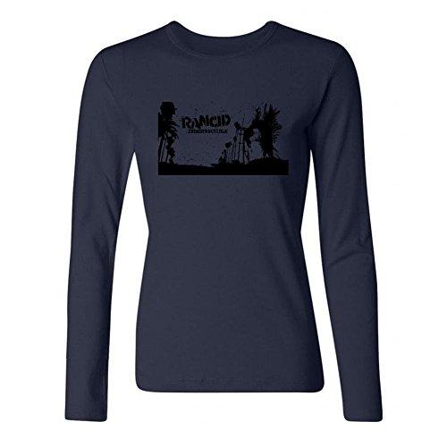 kettyny-rancid-banda-de-la-mujeres-manga-larga-t-shirt