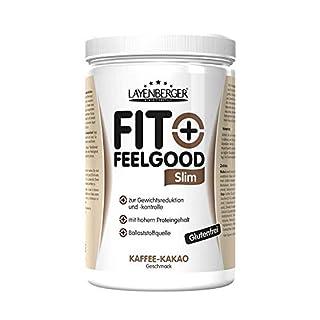 Layenberger Fit+Feelgood Slim Mahlzeitersatz Kaffee-Kakao, 3er Pack (3 x 430 g)