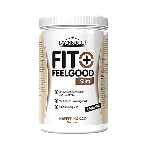 Layenberger Fit+Feelgood Slim Mahlzeitersatz Kaffee-Kakao, 1er Pack (1 x 430 g)