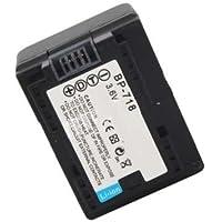 E-force®-Batteria per videocamera CANON BP-406